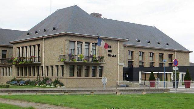 mairie de Donges