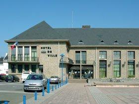 hôtel de ville de Donges