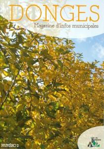 Magazine d'infos municipales de la ville de Donges
