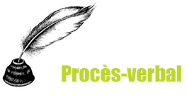 proces-verbal