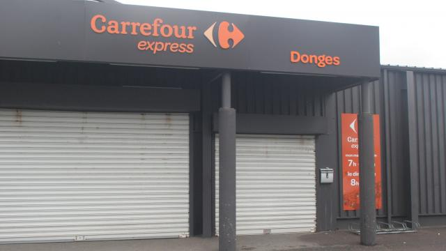 carrefour donges