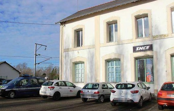 Gare de Donges