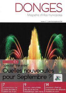 Magazine ville de Donges n°17